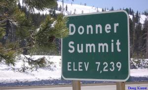 donner summit elevation 7,239