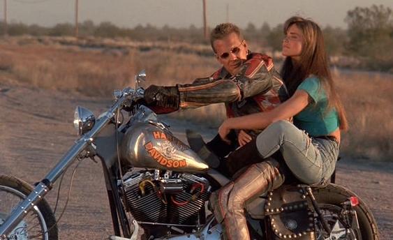 Harley Davidson Movie: That's Not Gonna Work