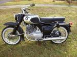 Honda Dream, 305cc.