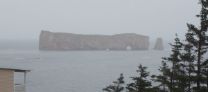 The Perce Rock.