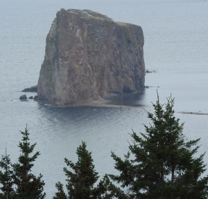 Perce Rock, short side.